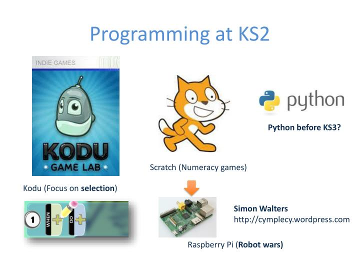 Programming at KS2