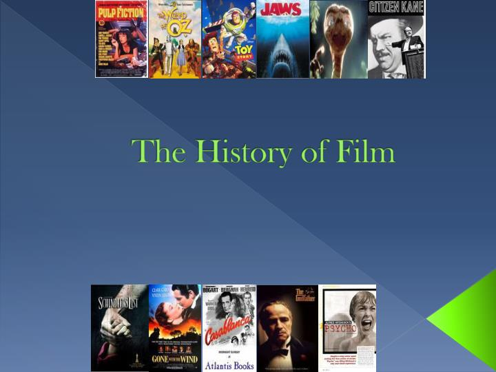 The History of Film  Filmsiteorg