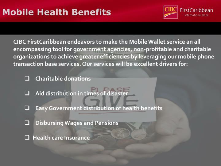 Mobile Health Benefits