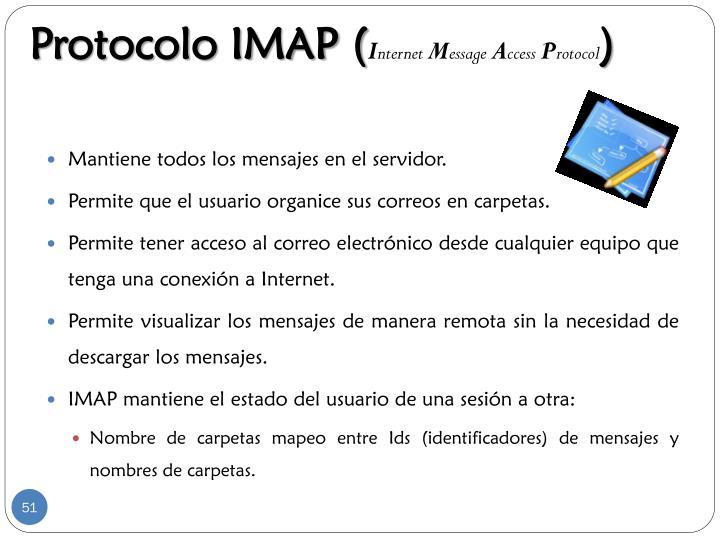 Protocolo IMAP (