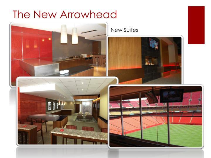 The New Arrowhead