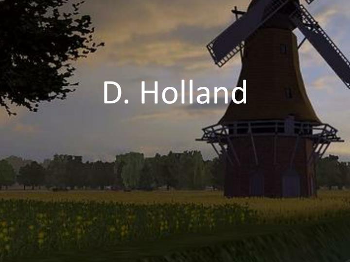 D. Holland