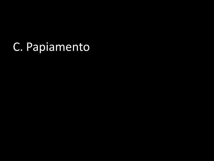 C. Papiamento