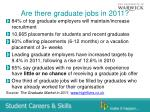 are there graduate jobs in 2011