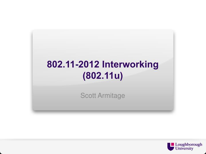 802 11 2012 interworking 802 11u