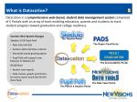 what is datacation