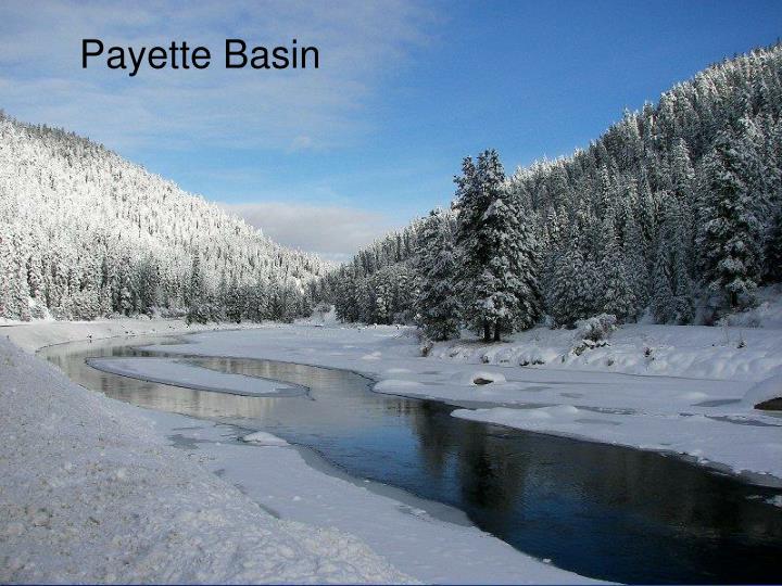 Payette Basin