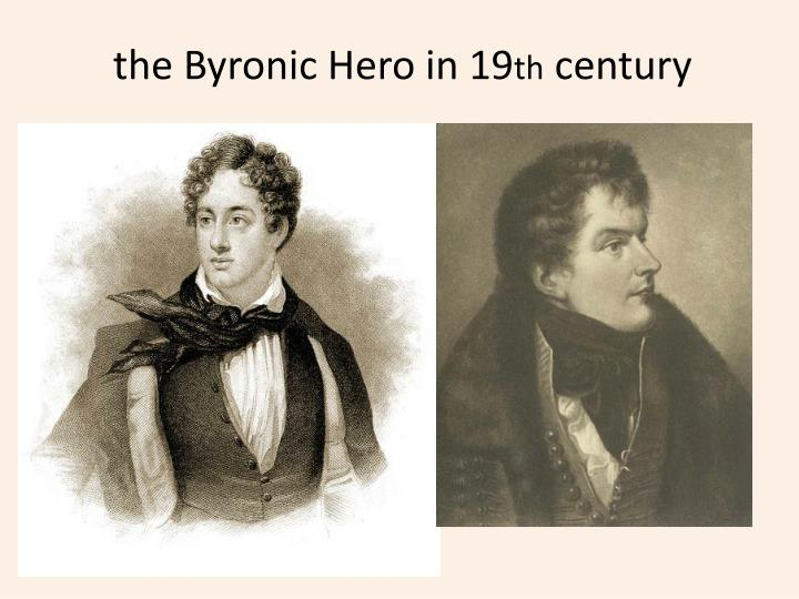 heathcliff the byronic hero Heathcliff as a byronic hero essay, research paper a byronic hero is defined by thomas b macaulay harmonizing to the oxford companion to english literature.