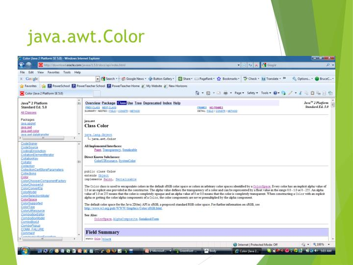 java.awt.Color