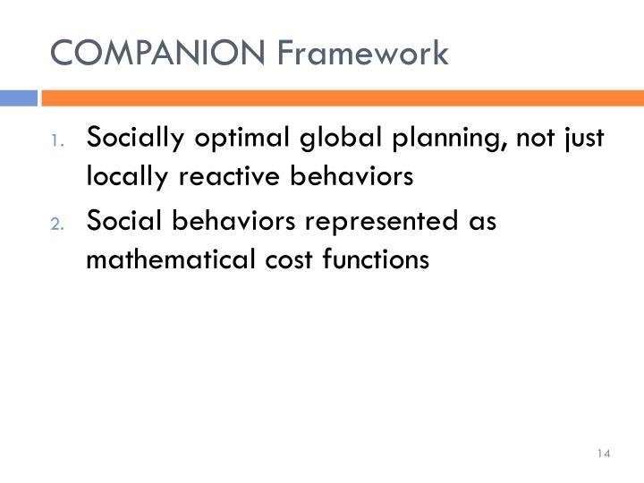 COMPANION Framework