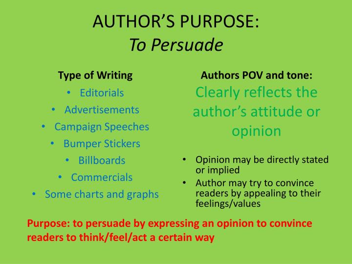 authors purpose powerpoint presentation Oral and poster presentation instructions for iceri  the recommended file type  to be used for presentations is powerpoint or portable document format (pdf)   presentations a platform will be provided to all delegates with this purpose.