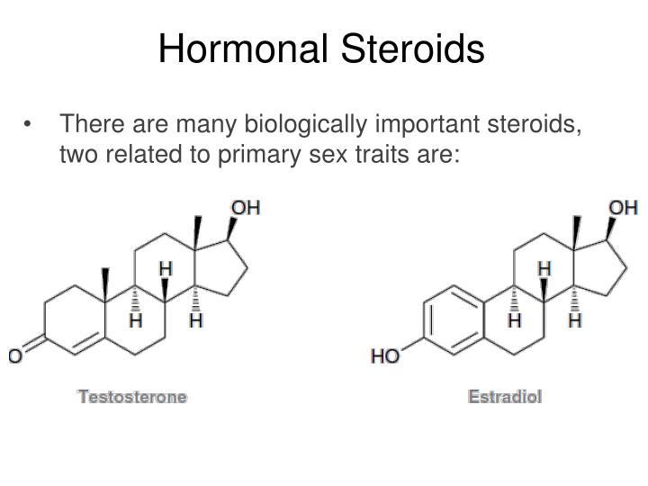 Hormonal Steroids