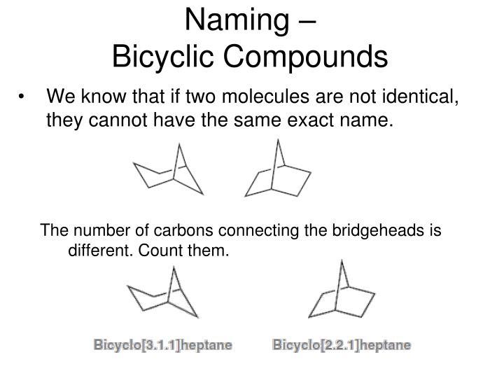 Naming –