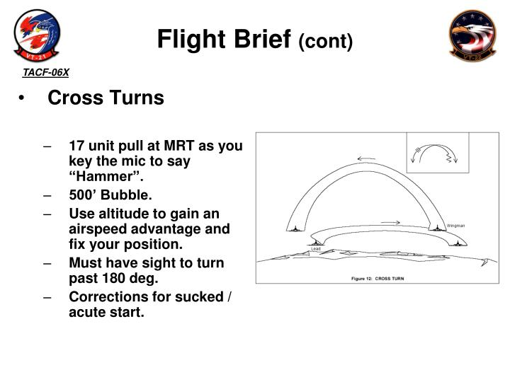 Flight Brief