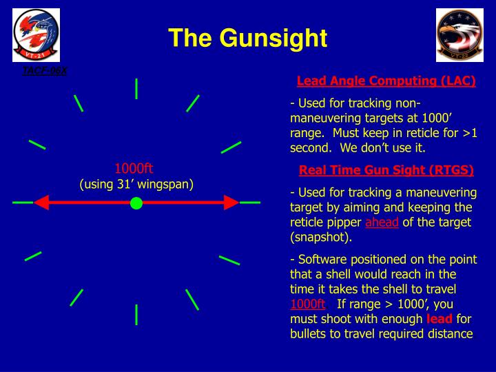 The Gunsight