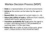 markov decision process mdp10