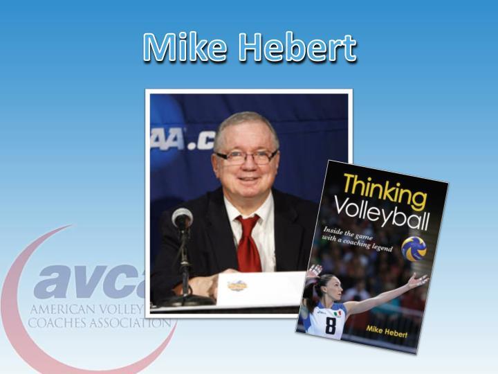 Mike Hebert