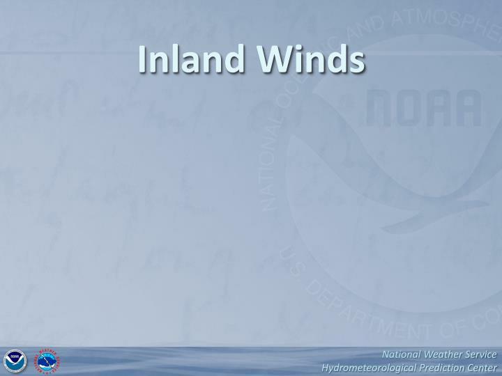Inland Winds
