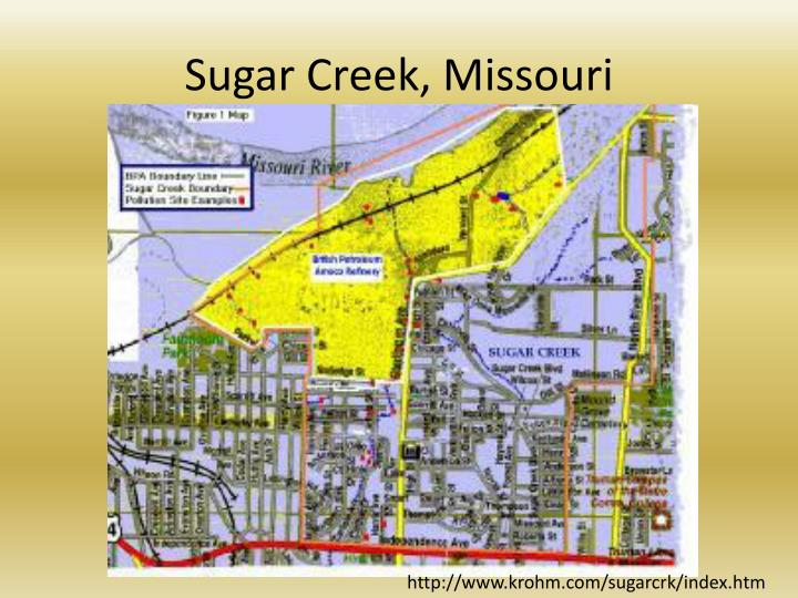 Sugar Creek, Missouri