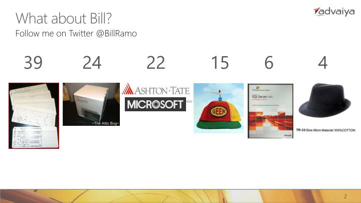 What about Bill?