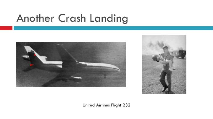 Another Crash Landing