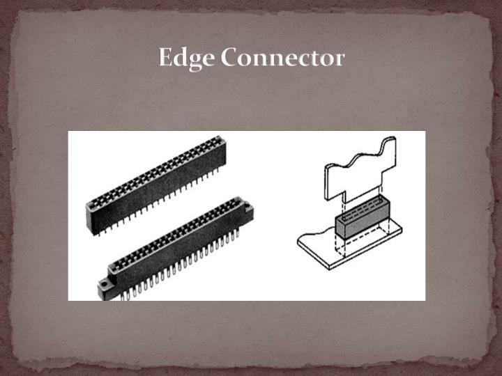 Edge Connector