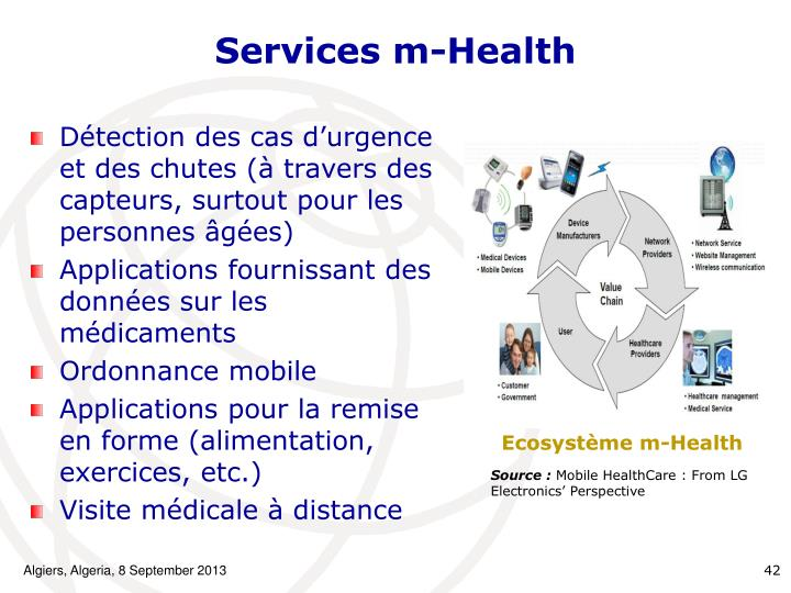Services m-Health