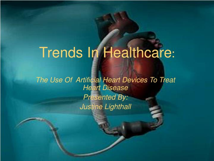 Trends in healthcare