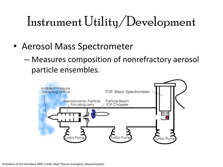 Instrument Utility/Development