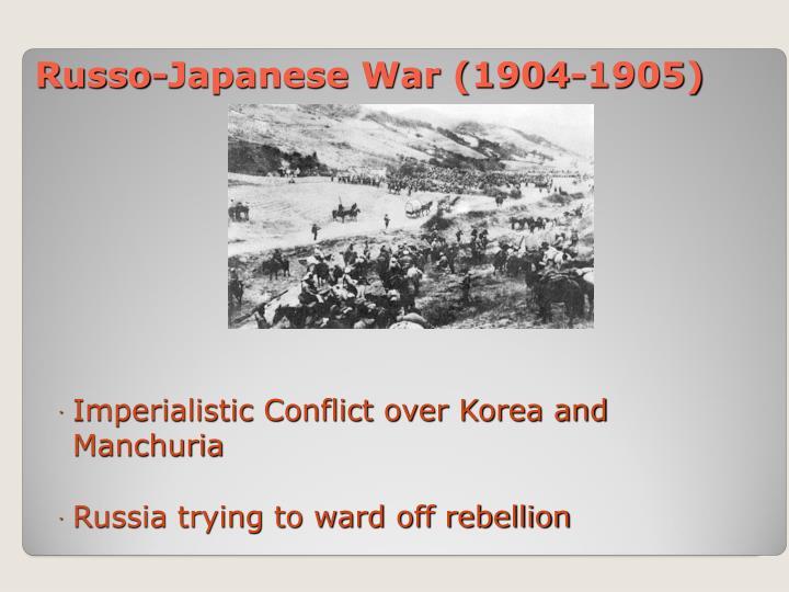 Russo-Japanese War (1904-1905)