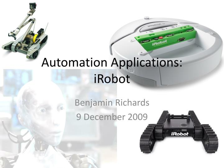 Automation Applications: