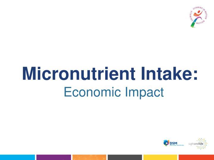 Micronutrient