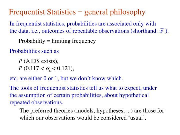 Frequentist Statistics