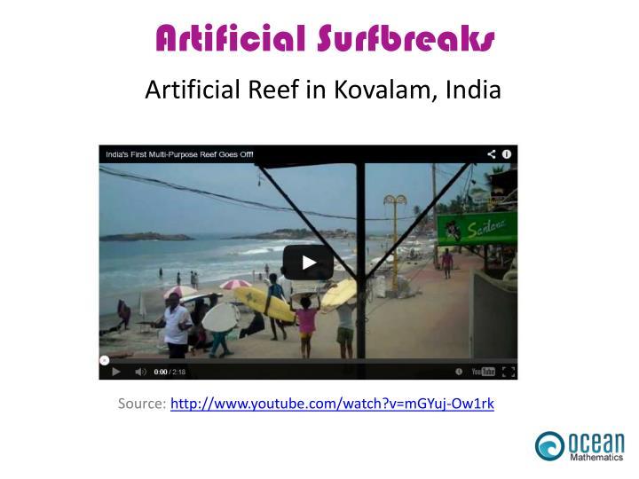 Artificial Reef in
