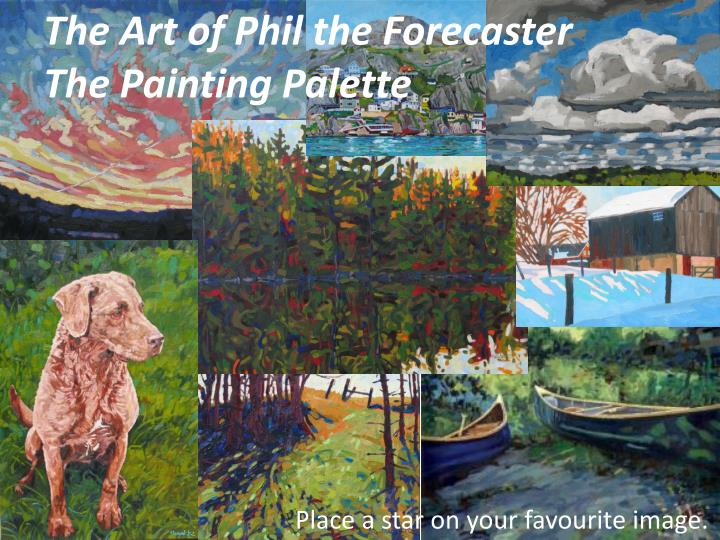 The Art of Phil the Forecaster
