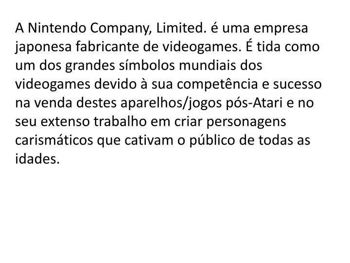 A Nintendo