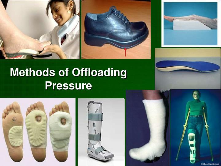 Methods of Offloading Pressure
