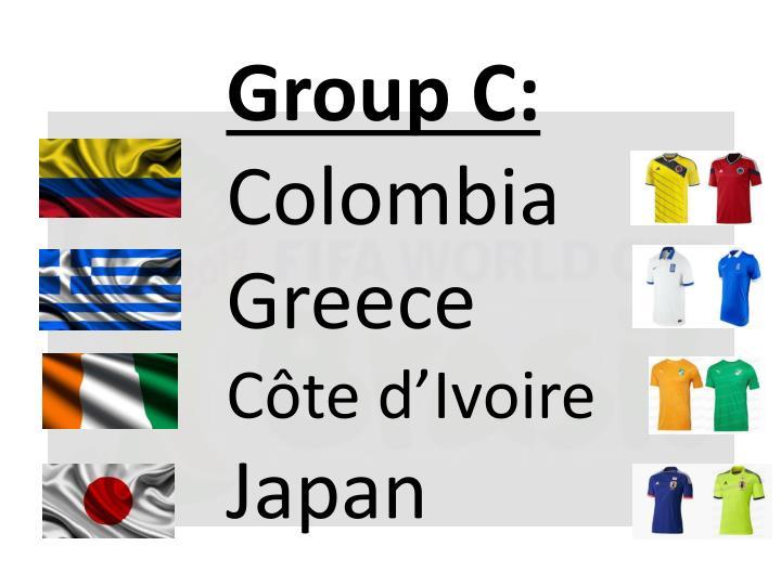 Group C: