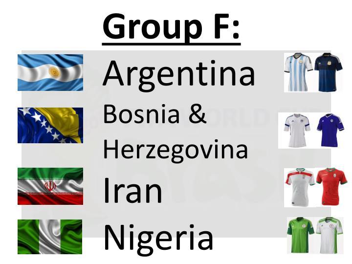 Group F:
