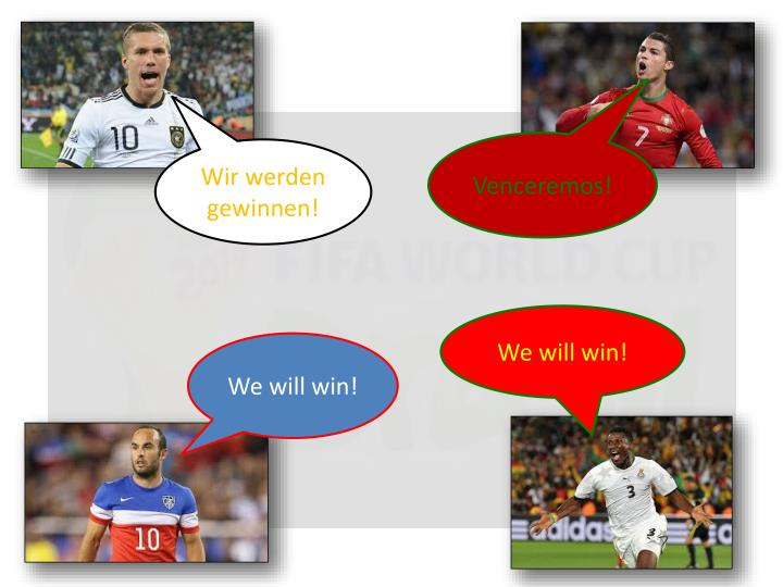 Venceremos!