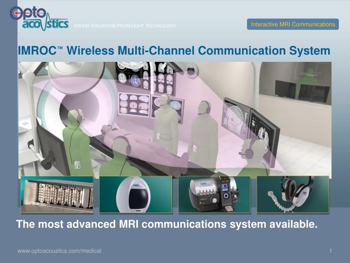 Imroc wireless multi channel communication system