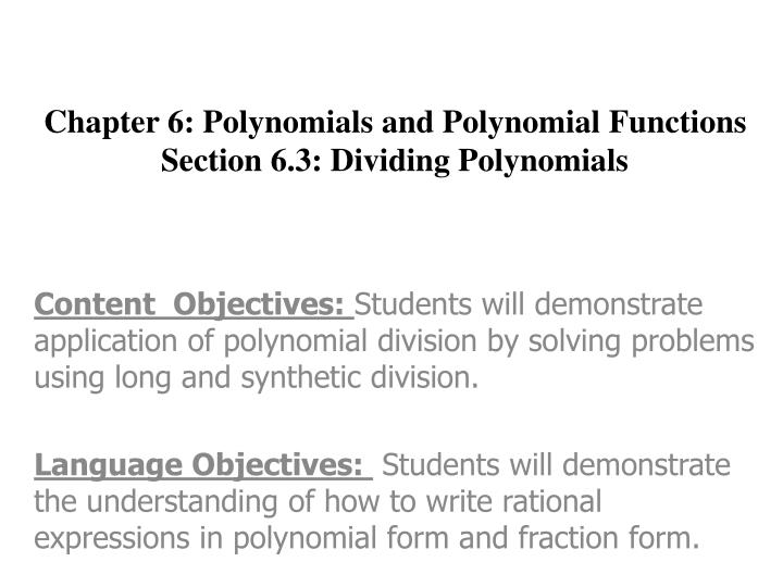 How Do You Write A Polynomial In Standard Form 1012 On Sat Essay