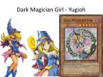 dark magician girl yugioh