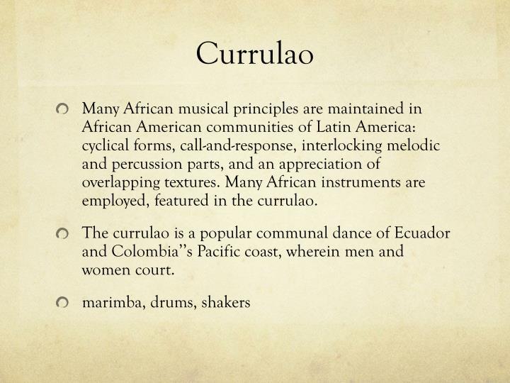 Currulao