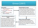 giroux 1997
