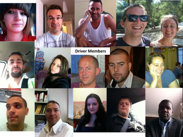 Driver Members