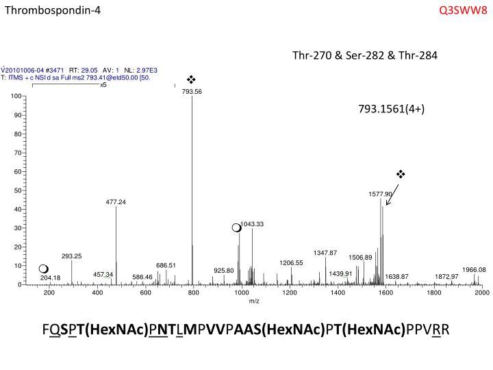 Thrombospondin-4