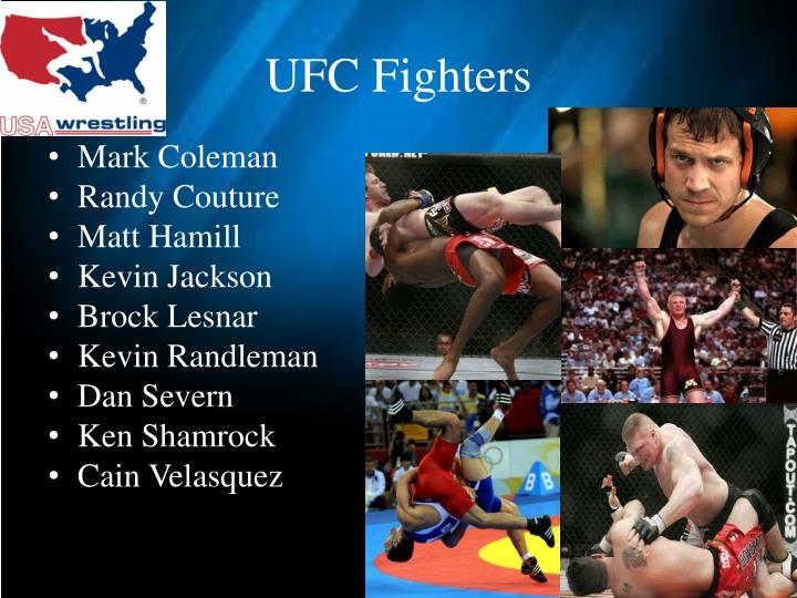 UFC Fighters