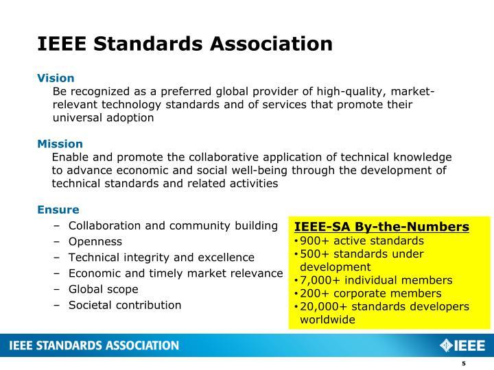 IEEE Standards Association