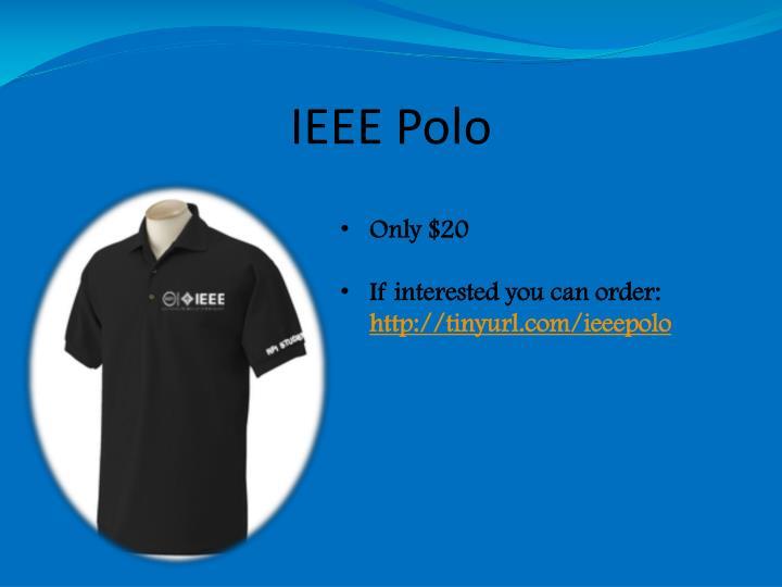 IEEE Polo